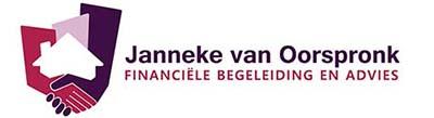 Janneke van Oorspronk logo